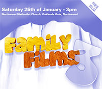 Family Film – 25 January 2014