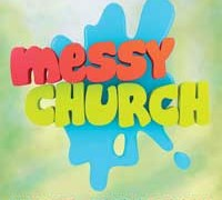 Messy Church – 29th of March 2014 5pm start