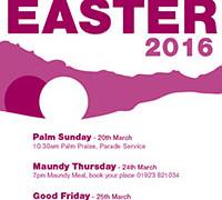 Easter 2016 at Northwood Methodist Church