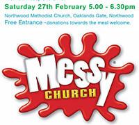 Messy Church – Saturday 27th February