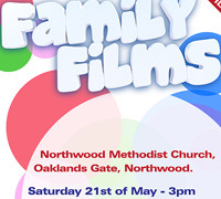 Family Film – Saturday 21st of May