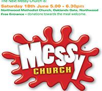 Messy Church 18th June