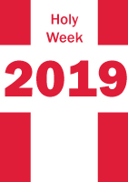 Holy week 2019 at Northwood Methodist Church